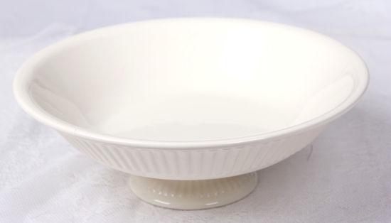 Afbeelding van Taart of cakeschaal op voet