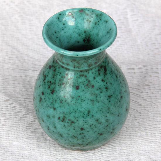 Afbeelding van Klein groen/blauw  Vaasje