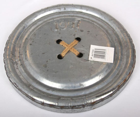 Afbeelding van Metalen decoratieve knoop