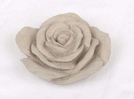 Afbeelding van Klein decoratief roosje