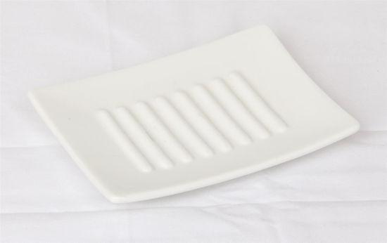 Afbeelding van Porseleinen zeep schaaltje