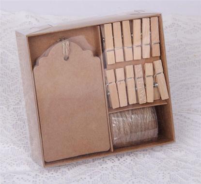 Afbeeldingen van Inpak materialen