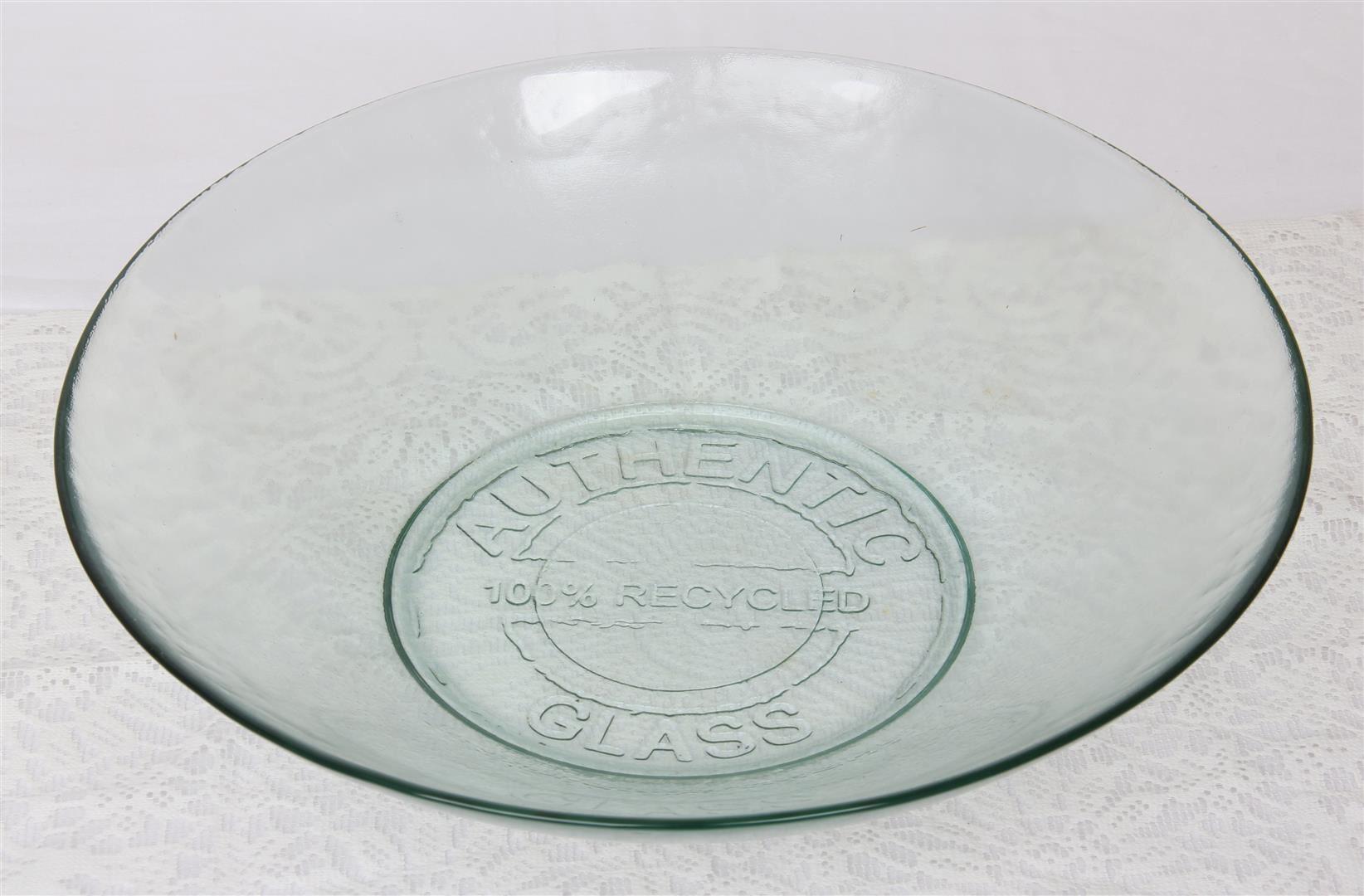 Afbeelding van Glazen schaal