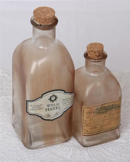 Afbeelding van Set oldlook flesjes