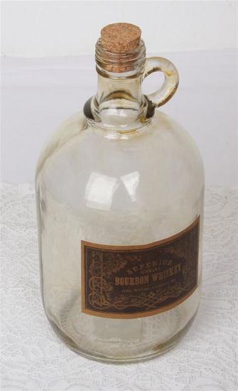 Afbeelding van Old look whiskey fles