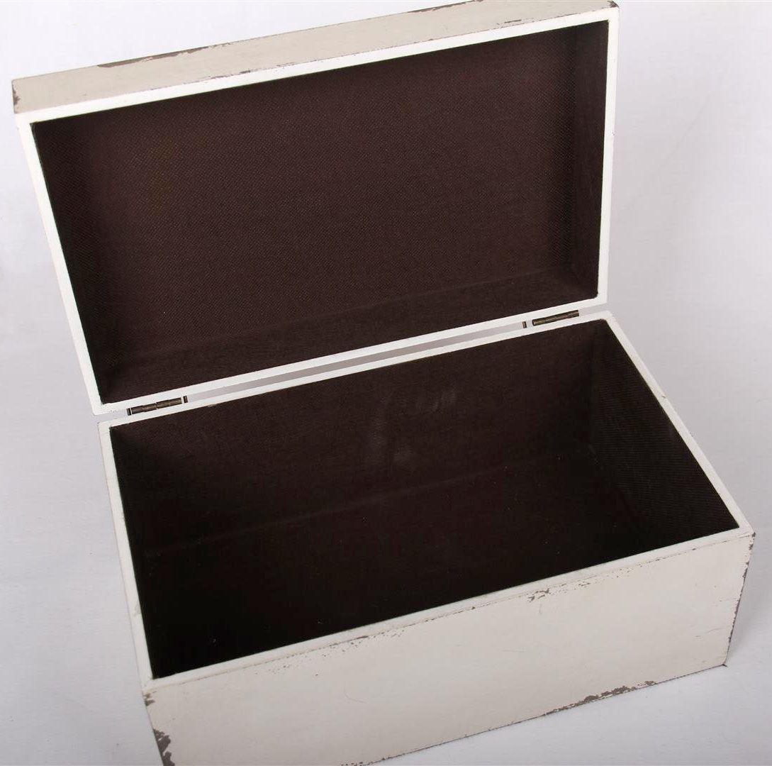 Afbeelding van Decoratieve kist met haan