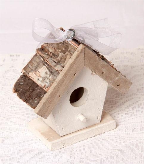 Afbeelding van Klein decoratief vogelhuisje