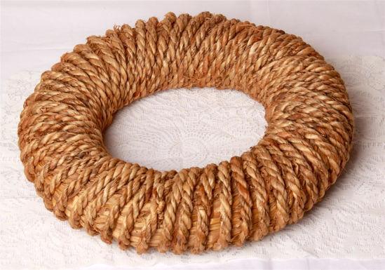 Afbeelding van Strokrans met touw