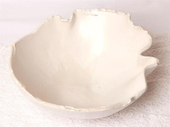 Afbeelding van Grove handgemaakte schaal
