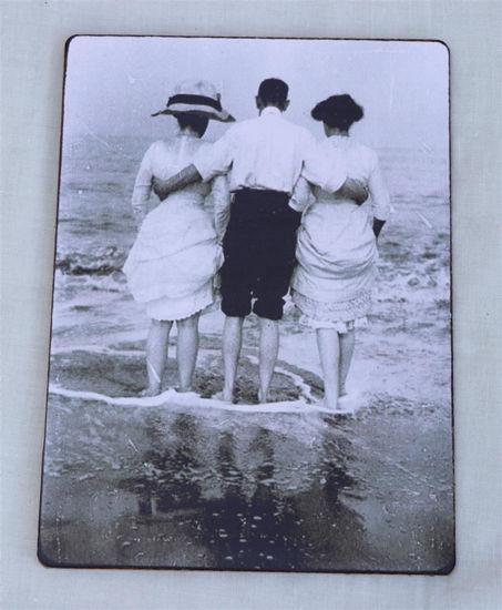 Afbeelding van Oude prent foto