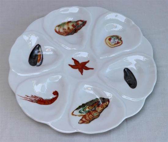 Afbeelding van Vis of mosselbord