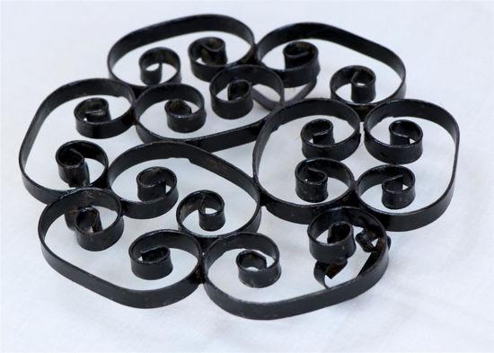 Afbeelding van Metalen onderzetter