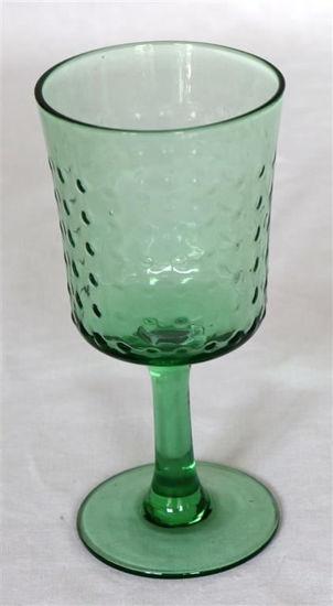 Afbeelding van Hoog groen glas