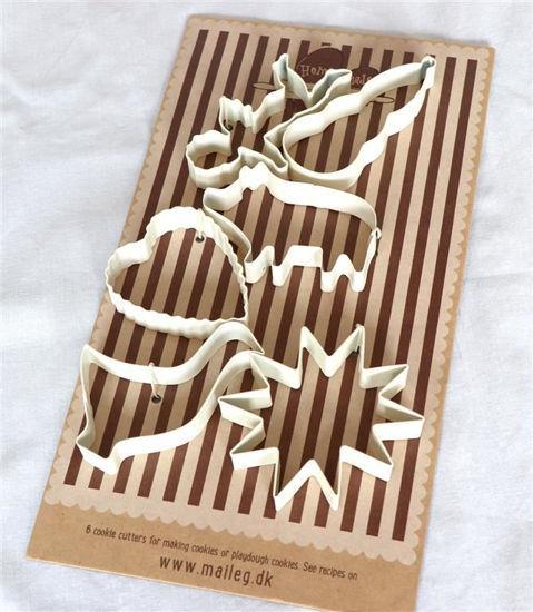 Afbeelding van Uitsteek vormen koekjes