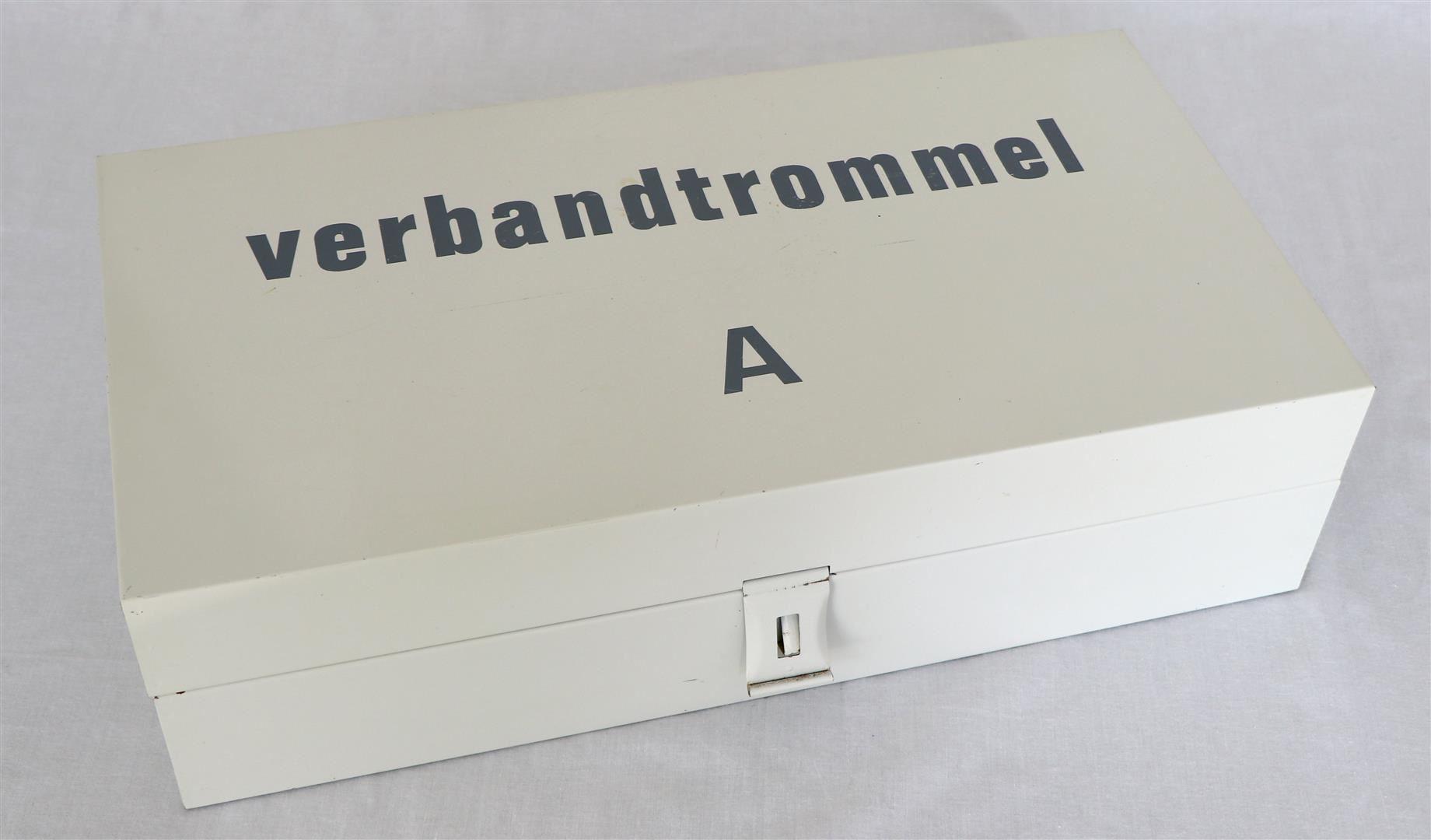 Afbeelding van Metalen EHBO kist