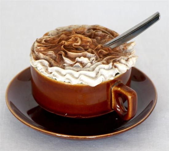 Afbeelding van Decoratief kopje koffie