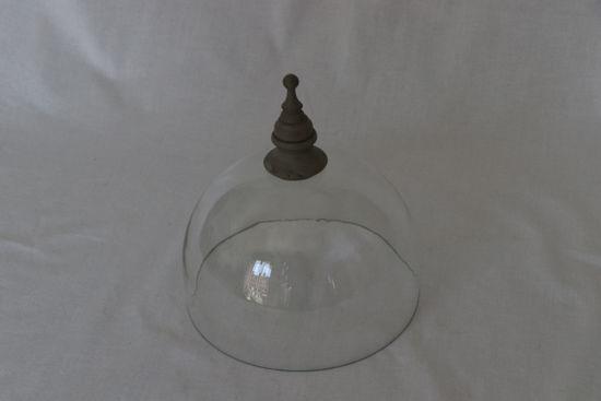 Afbeelding van Glazen stolp