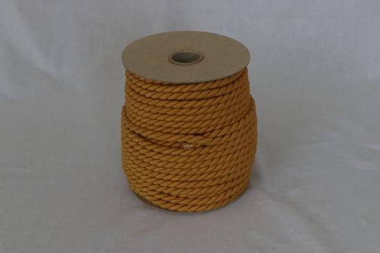 Afbeelding van Geel kabel  meubelkoord