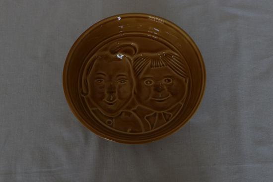 Afbeelding van Ronde puddingvorm gezichtjes