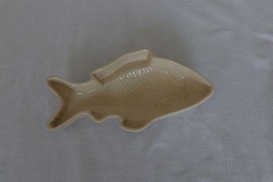 Afbeelding van Platte puddingvorm vis