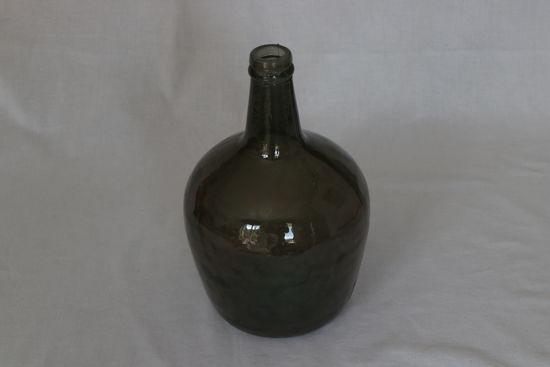 Afbeelding van Bolle fles groen grijs