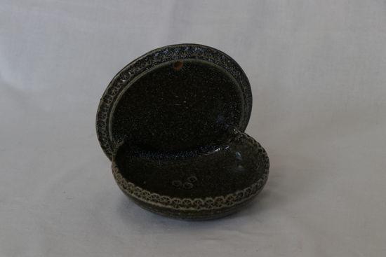 Afbeelding van Oud Frans zeep bakje