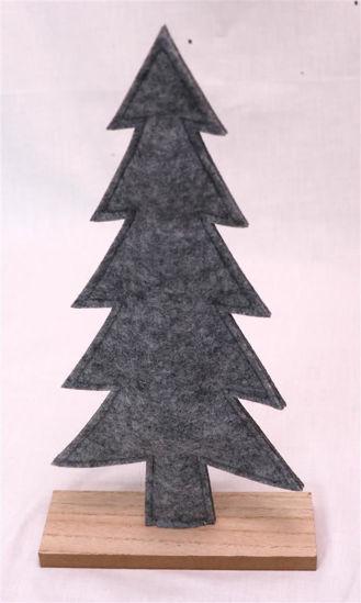 Afbeelding van Kerstboompje van vilt