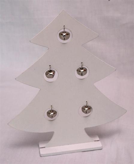 Afbeelding van Kerstboompje met belletjes